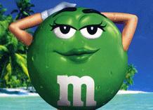 M&M.swim